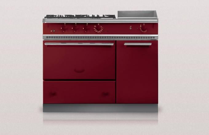 Lacanche chambertin 1100 induction pianos et for Piano de cuisine lacanche