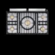 Cluny 1000 Classique Moderne - image 1  - pianos-et-fourneaux.com le spécialiste des pianos de cuisine et fourneaux de cuisson Lacanche et Wetshal