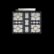Saulieu Classique 4 Feux Moderne - image 1  - pianos-et-fourneaux.com le spécialiste des pianos de cuisine et fourneaux de cuisson Lacanche et Wetshal