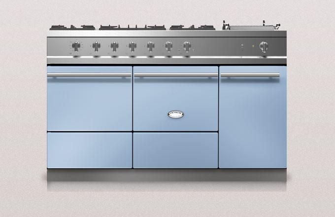 Lacanche cluny 1400 d radiant moderne pianos et for Piano de cuisine lacanche