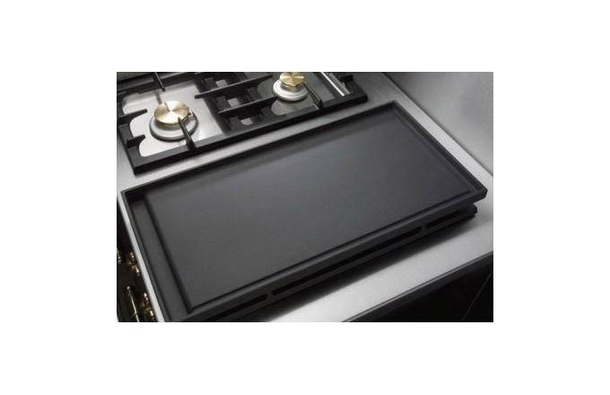 Plaque Grillade Lisse  - pianos-et-fourneaux.com le spécialiste des pianos de cuisine et fourneaux de cuisson Lacanche et Westhal