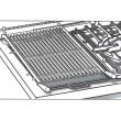 www.pianos-et-fourneaux.com : Grille Inox A Barreau Grille Inox A Barreau - lacanche pianos-et-fourneaux.com   - pianos-et-fourneaux.com le spécialiste des pianos de cuisine et fourneaux de cuisson Lacanche et Wetshal