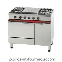 Fourneaux gaz - pianos-et-fourneaux.com le spécialiste des pianos de cuisine et fourneaux de cuisson Lacanche