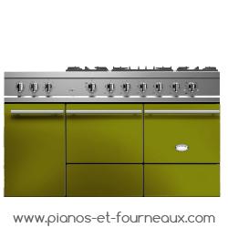 Cluny 1400 G Moderne - pianos-et-fourneaux.com le spécialiste des pianos de cuisine et fourneaux de cuisson Lacanche