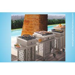 OpenCook - Modules Mobiles Couvercle - pianos-et-fourneaux.com le spécialiste des pianos de cuisine et fourneaux de cuisson Lacanche