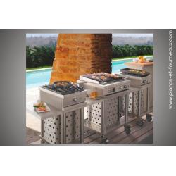 OpenCook - Modules Fours - pianos-et-fourneaux.com le spécialiste des pianos de cuisine et fourneaux de cuisson Lacanche