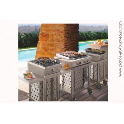 OpenCook - Accessoires - pianos-et-fourneaux.com le spécialiste des pianos de cuisine et fourneaux de cuisson Lacanche