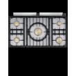 Vougeot Classique - image 1  - pianos-et-fourneaux.com le spécialiste des pianos de cuisine et fourneaux de cuisson Lacanche et Wetshal