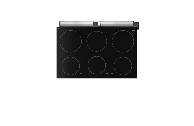 Bussy Induction Moderne  - pianos-et-fourneaux.com le spécialiste des pianos de cuisine et fourneaux de cuisson Lacanche et Westhal