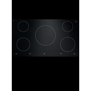Cluny 1400 D Induction Moderne - pianos-et-fourneaux.com le spécialiste des pianos de cuisine et fourneaux de cuisson Lacanche
