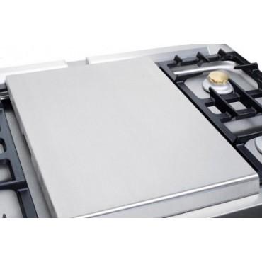 Couvercle Plaque Coup De Feu - pianos-et-fourneaux.com le spécialiste des pianos de cuisine et fourneaux de cuisson Lacanche