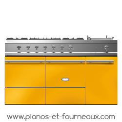 Cluny 1400 D Moderne - pianos-et-fourneaux.com le spécialiste des pianos de cuisine et fourneaux de cuisson Lacanche