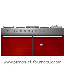 Cluny 1800 Moderne - pianos-et-fourneaux.com le spécialiste des pianos de cuisine et fourneaux de cuisson Lacanche