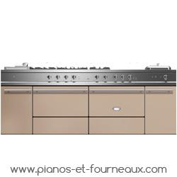 Sully 2200 Moderne - pianos-et-fourneaux.com le spécialiste des pianos de cuisine et fourneaux de cuisson Lacanche